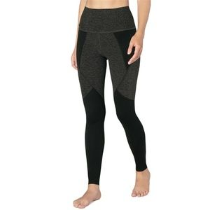 Beyond Yoga |  Spacedye Paneled High Waist Legging